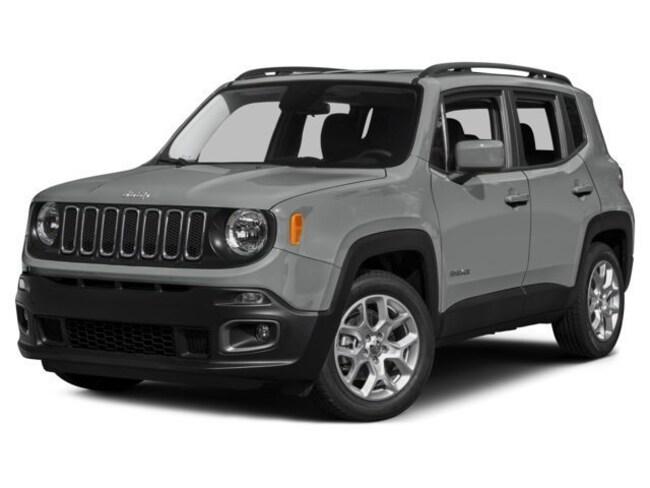 2016 Jeep Renegade Sport SUV