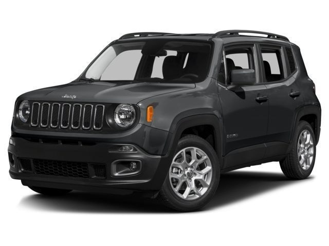 2016 Jeep Renegade Justice Edition 4x4