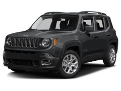 Used 2016 Jeep Renegade Latitude 4x4 SUV ZACCJBBT5GPD10078 in Silver City, NM