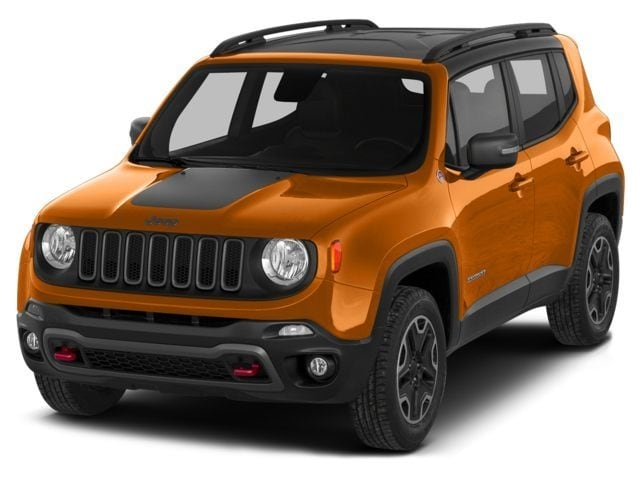 2016 Jeep Renegade Trailhawk 4x4 SUV