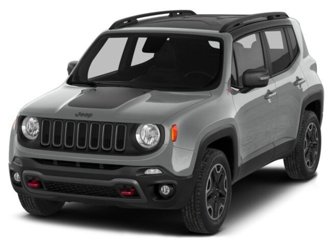 2016 Jeep Renegade Trailhawk 4WD  Trailhawk