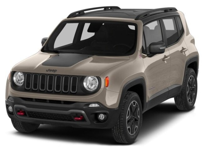 2016 Jeep Renegade Trailhawk 4x4 SUV [XBM, ED6, DFH, AJH] For Sale in Swanzey NH