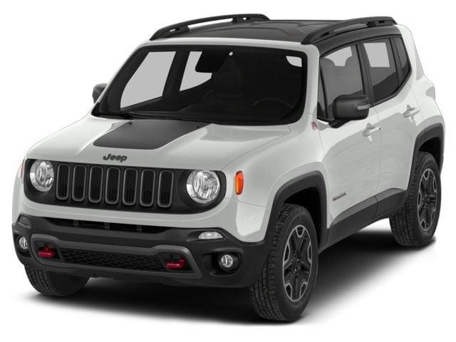 New 2016 Jeep Renegade Trailhawk 4x4 SUV Covington VA