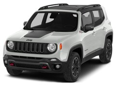 Used 2016 Jeep Renegade Trailhawk 4x4 SUV ZACCJBCT7GPE19138 in Silver City, NM