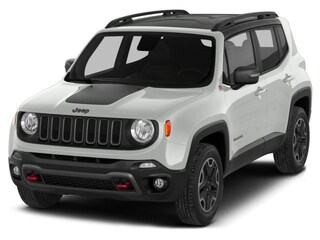 2016 Jeep Renegade Trailhawk SUV