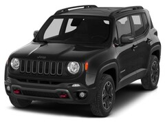Used 2016 Jeep Renegade Trailhawk 4x4 SUV for sale near Salt Lake City