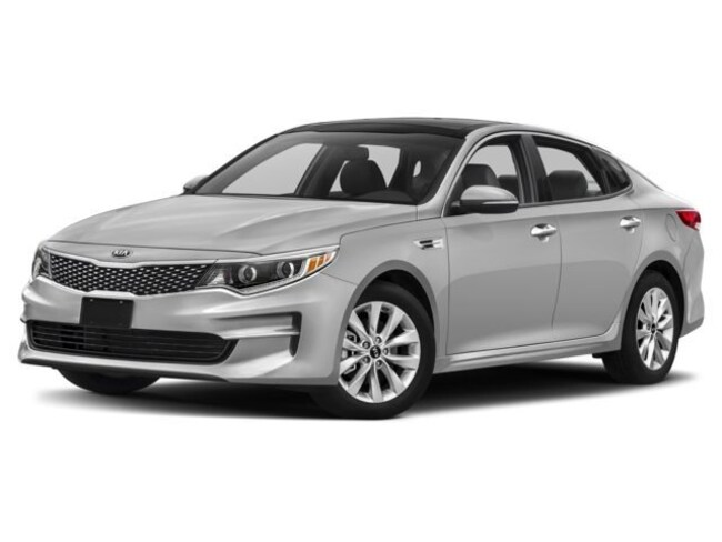 2016 Kia Optima LX Tech