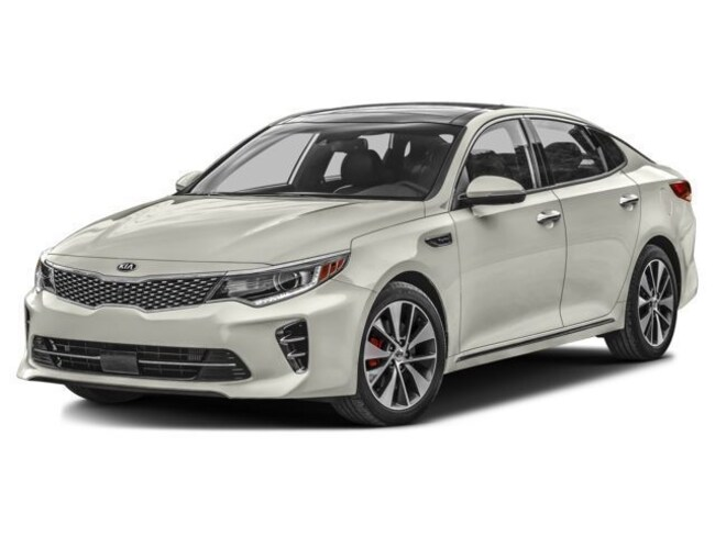 2016 Kia Optima SXL Limited w/Navigation Sedan