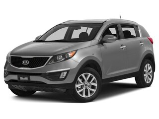 Used 2016 Kia Sportage LX AWD SUV under $15,000 for Sale in Hannibal