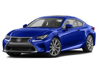 2016 LEXUS RC 300 Coupe for Sale in Downers Grove at Max Madsen Mitsubishi