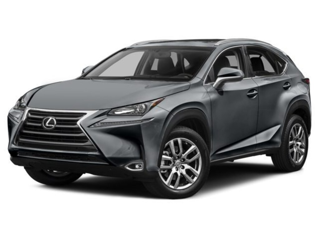 Used 2016 LEXUS NX 200t For Sale at Bourne's Auto Center