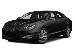 2016 Lincoln MKZ Black Label Sedan