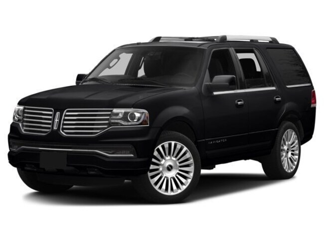 Pre-Owned 2016 Lincoln Navigator Select SUV in Grand Rapids, MI