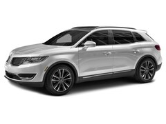 Used 2016 Lincoln Black Label MKX FWD  Black Label