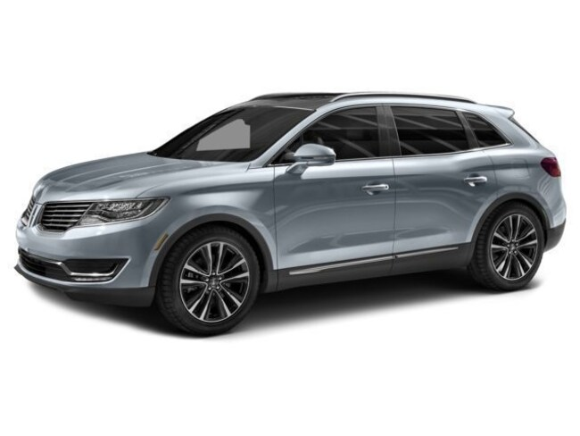 Used vehicle 2016 Lincoln MKX Select Sport Utility for sale near you in Ann Arbor, MI