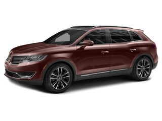 2016 Lincoln MKX Select SUV 2LMTJ8KR5GBL61320