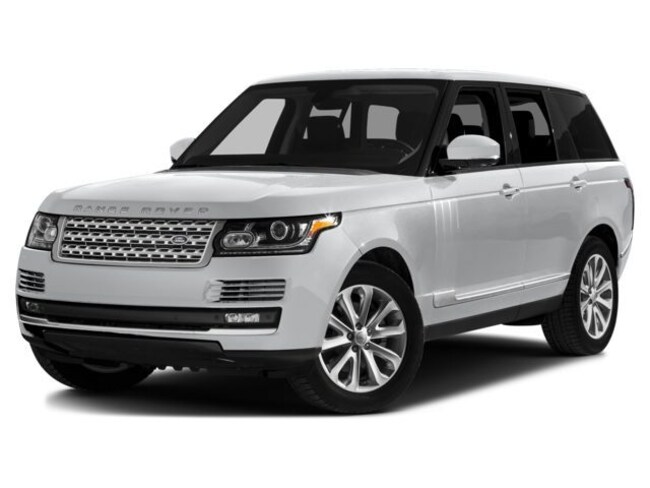 Certified Pre-Owned 2016 Land Rover Range Rover Diesel SUV for sale in Houston, TX