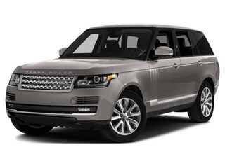 Certified Pre-Owned 2016 Land Rover Range Rover 3.0L V6 Supercharged HSE SUV P02270 in Cerritos CA