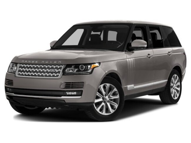 Used 2016 Land Rover Range Rover 4WD  HSE SUV in Knoxville, TN