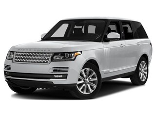 Used  2016 Land Rover Range Rover 3.0L V6 Supercharged HSE SUV for sale in Scarborough, ME