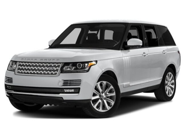 Certified Used 2016 Land Rover Range Rover HSE AWD HSE  SUV near Nashville