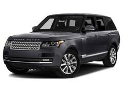 2016 Land Rover Range Rover HSE SUV Orange County California