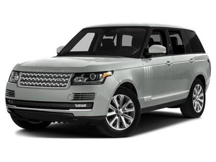 2016 Land Rover Range Rover HSE SUV