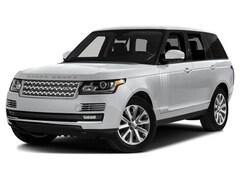 Used 2016 Land Rover Range Rover Diesel HSE 4WD  Diesel HSE for sale in Houston, TX
