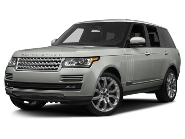 Used 2016 Land Rover Range Rover 5.0L V8 Supercharged SUV For Sale Near Boston Massachusetts