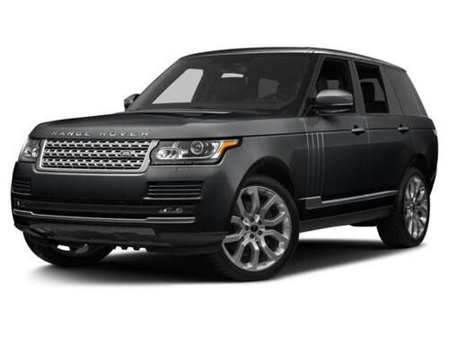 2016 Land Rover Range Rover SUV