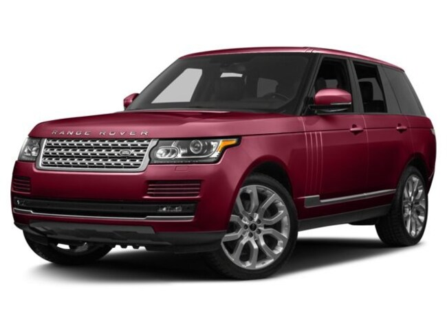 Used 2016 Land Rover Range Rover For Sale At South Shore Mini Vin