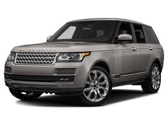 2016 Land Rover Range Rover Supercharged 4WD 4dr Multi Purpose Vehicle