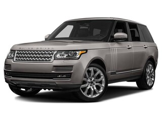 Used 2016 Land Rover Range Rover Supercharged 4WD  Supercharged in Broomfield
