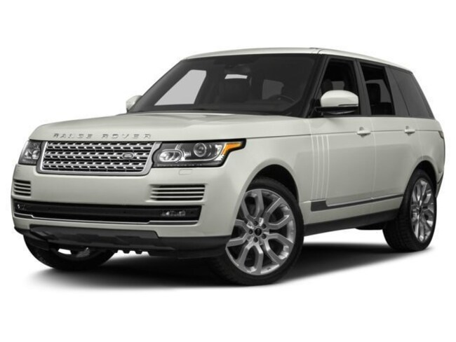 2016 Land Rover Range Rover 4WD  Supercharged SUV