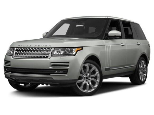2016 Land Rover Range Rover 5.0L V8 Supercharged SUV