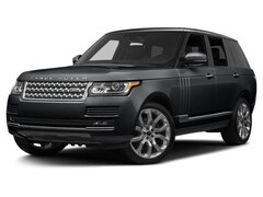 Used 2016 Land Rover Range Rover Autobiography (4WD 4dr Autobiography LWB) SUV for sale in Houston