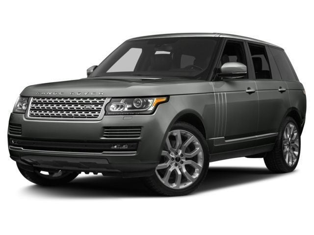 2016 Land Rover Range Rover 5.0 Supercharged SV Autobiography SUV