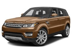 2016 Land Rover Range Rover Sport V6 SE 4WD  V6 SE