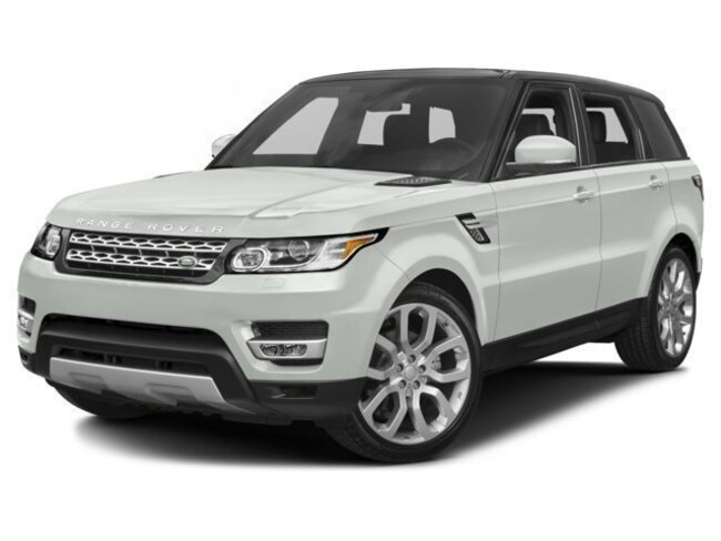 Pre-Owned 2016 Land Rover Range Rover Sport 5.0 Supercharged Autobiography SUV in Bedford, NH