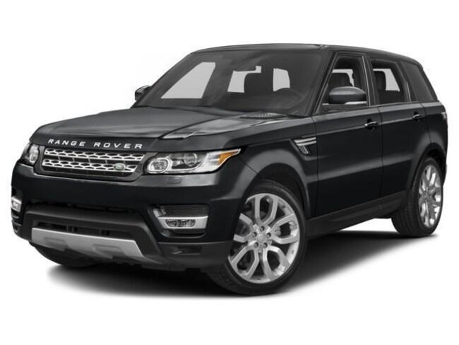 2016 Land Rover Range Rover Sport 5.0L V8 Supercharged SVR SUV