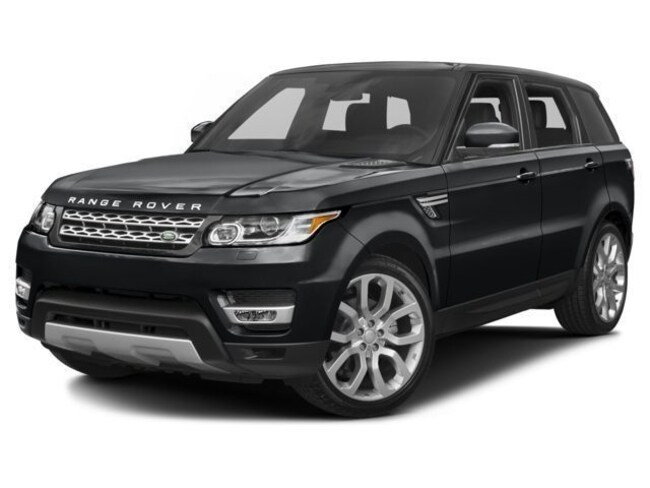 2016 Land Rover Range Rover Sport V8 SVR 4WD SUV