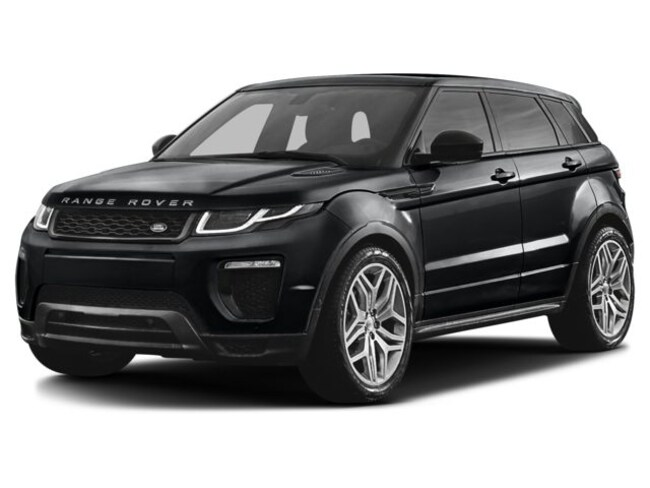 2016 Land Rover Range Rover Evoque SE HB SE