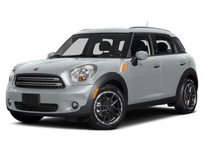 2016 MINI Countryman ALL4 4dr S SUV