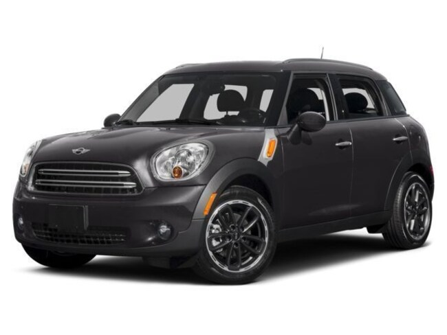 2016 MINI Countryman ALL4 4dr John Cooper Works SUV