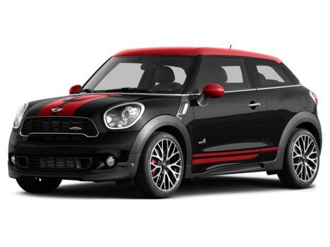 2016 MINI John Cooper Works Paceman ALL4 SUV