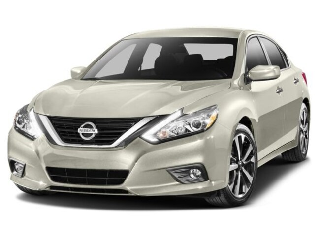 2016 Nissan Altima 2.5 S Leather, Moonroof Sedan