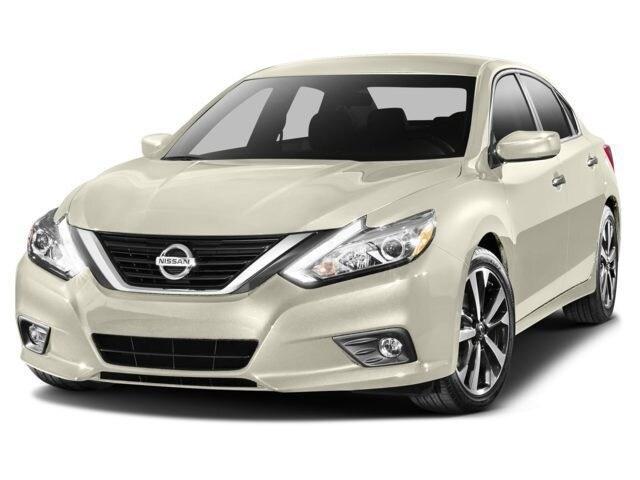 2016 Nissan Altima 2.5 SV Sedan