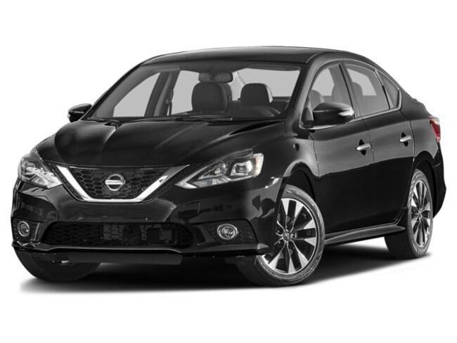 Used 2016 Nissan Sentra S Sedan Massena