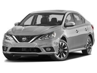 2016 Nissan Sentra SR, Camera, Certified Sedan