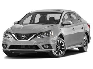 Used 2016 Nissan Sentra SR SR  Sedan 0E78017A Rosenberg, TX